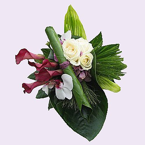 Bouquet de la mariée.....