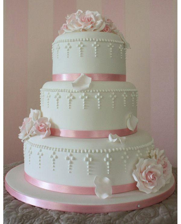 Gâteau de la cause de la mariée